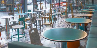 I laminati Abet scelti da Paola Navone per i nuovi ristoranti McDonald's France