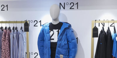 N21 KIDS apre pop-up da Harrods.