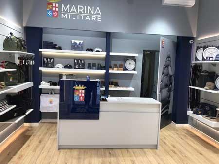 Marina Militare Sportswear espansione retail