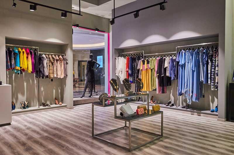 multi-brand fashion chain Pernia's Pop-Up Shop