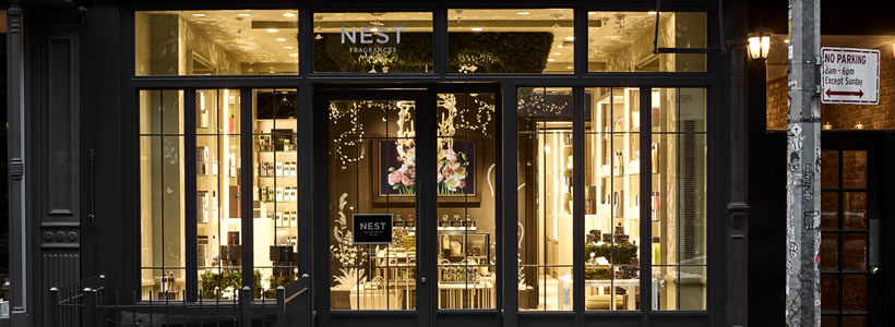 NEST FRAGRANCES Flagship Store New York.