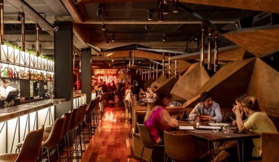 Ristorante Bar MAMBA, Buenos Aires.