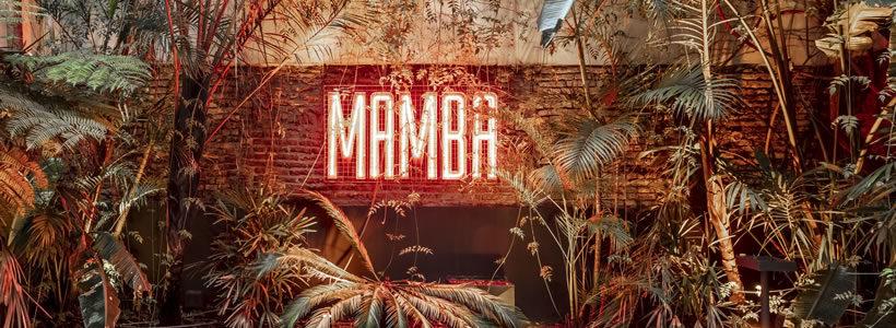 MAMBA Restaurant Bar Buenos Aires.