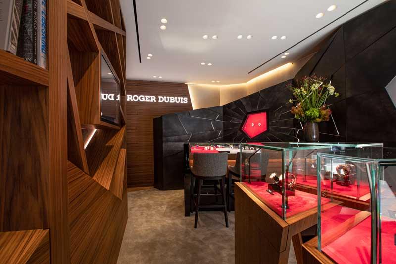 boutique Roger Dubuis Londra