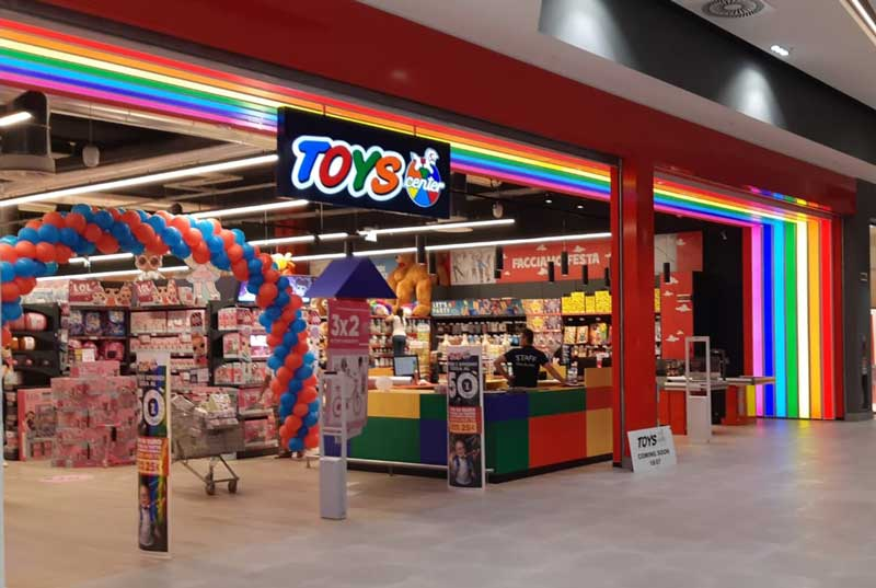 Toys Center e Prénatal nuove sedi di Siracusa