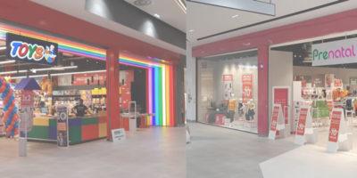 Toys Center e Prénatal aprono a Siracusa.