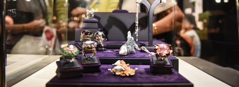Vicenzaoro Settembre 2019 molte le novità tra i top brand della gioielleria internazionale ospitati nella community ICON.