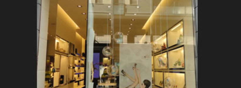 Nuova boutique LORIBLU a Bari.