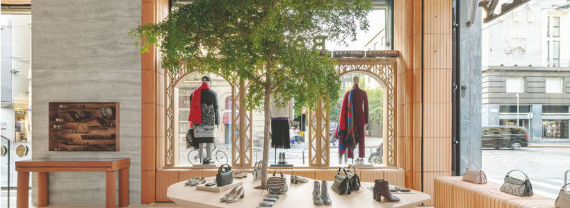 BALLY apre il primo flagship store a Milano.