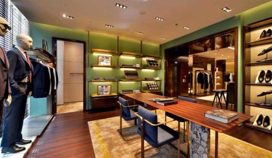 ERMENEGILDO ZEGNA inaugura una boutique a Istanbul.