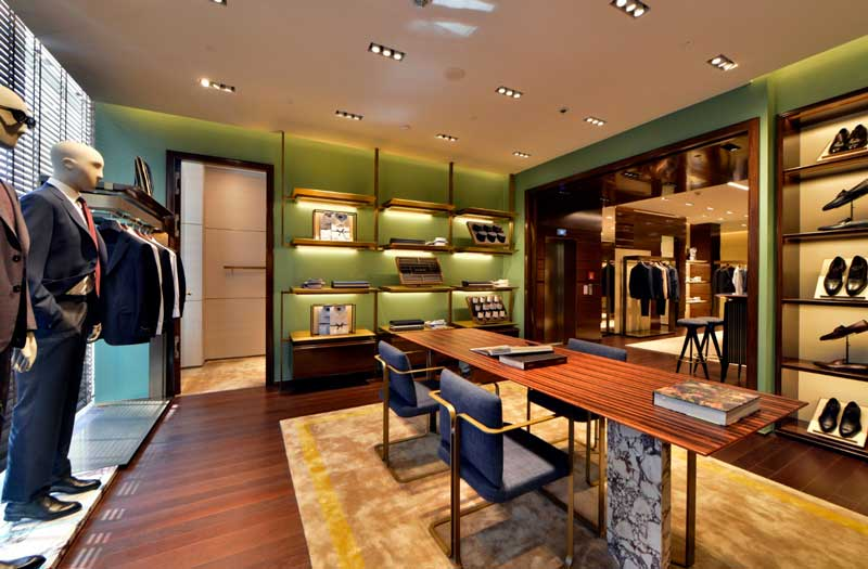 boutique Zegna Istanbul