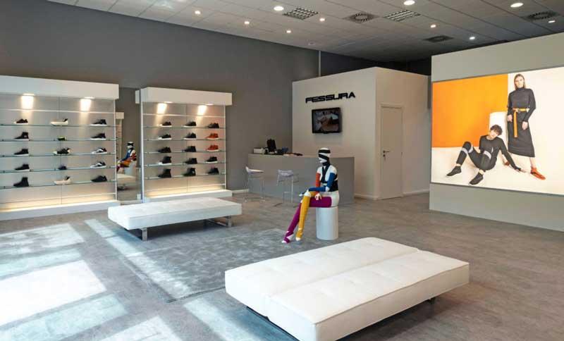 Fessura ha inaugurato il suo primo Flagship Store italiano
