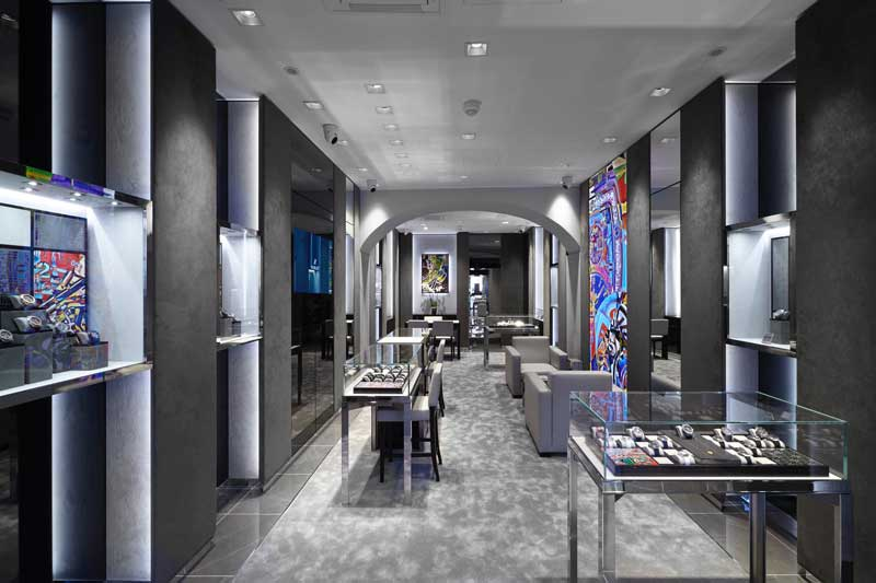 HUBLOT boutique di Roma