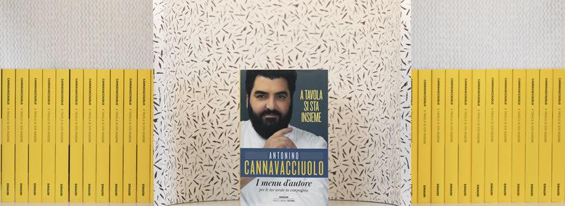 Street food d'autore: lamatilde presenta Antonino – Il banco di Cannavacciuolo.