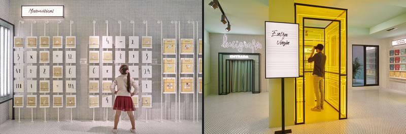 Masquespacio  Rubio concept store project
