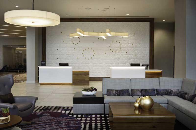 MATTEC Interiors fornitura di arredi su misura