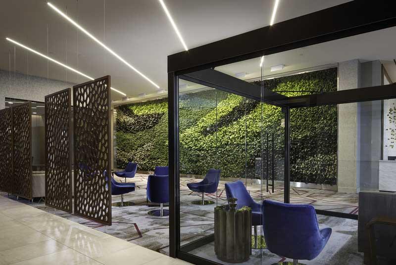 MATTEC Interiors an Italian custom furniture Company
