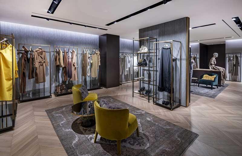 flagship store Max Mara Seoul progettato da Duccio Grassi architects