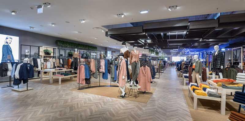 nuovo store OVS VALECENTER di Marcon