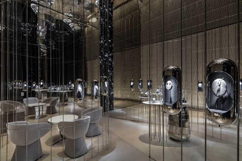 Baranowitz+Kronenberg (B+K) flagship store Âme