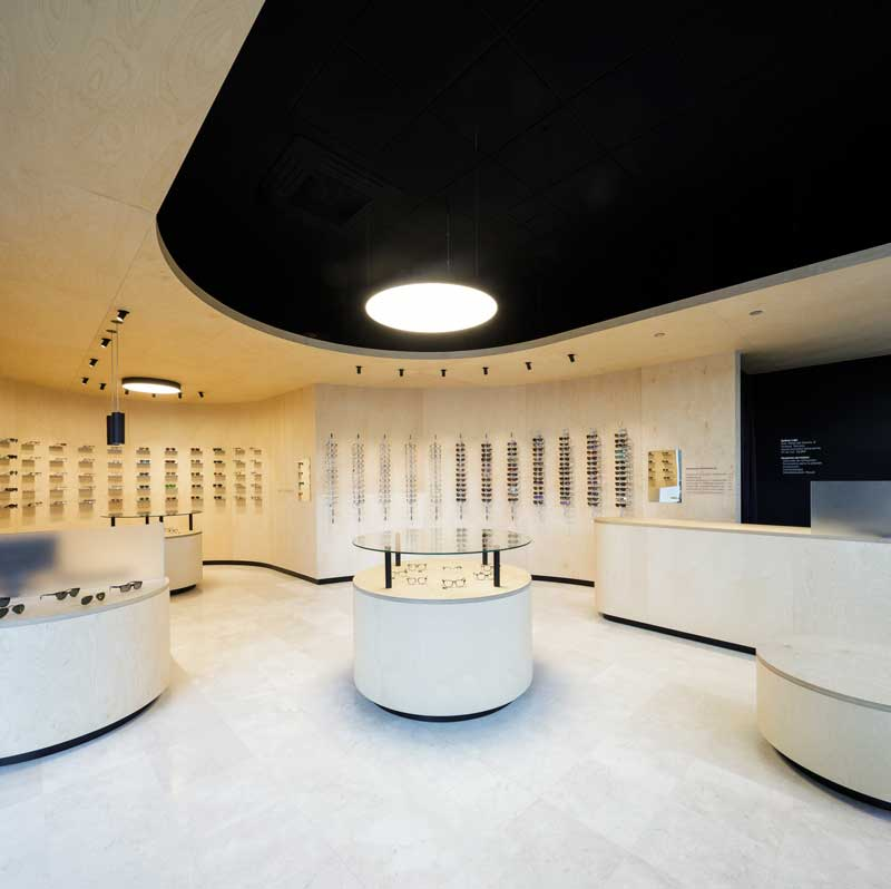 Panoptica designed by Jose Luis Muñoz  Re-Activa Arquitectura