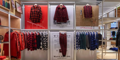 WOOLRICH: nuovo flagship store a New York.