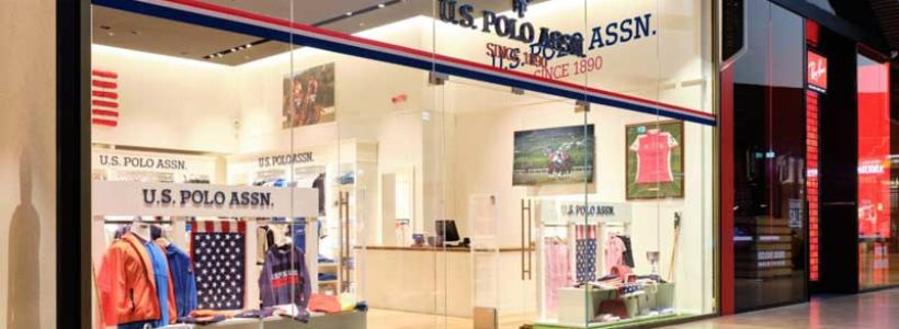 U.S. POLO ASSN: a Milano il primo flagship store europeo.