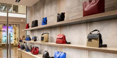 BORBONESE:  nuovo flagship store a Bologna.