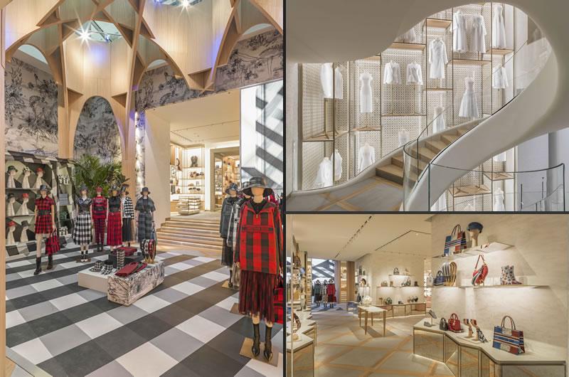 Boutique Dior Champs-Élysées Paris