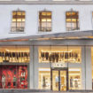 Boutique Dior Champs-Élysées Paris.