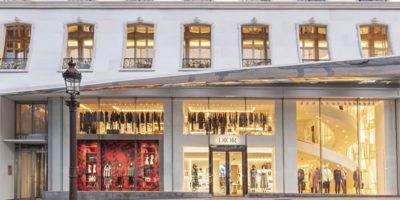 Boutique DIOR Champs-Élysées Parigi