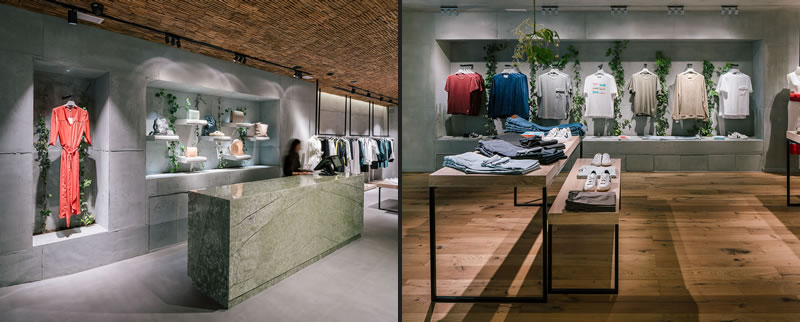 Destudio flagship store Hence Madrid