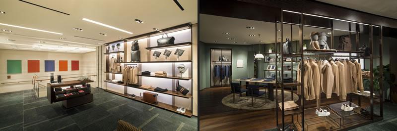 Global Store Ermenegildo Zegna Pechino