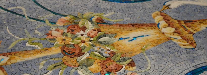 FRIUL MOSAIC, l'ascesa dell'arte e del mosaico nel design.