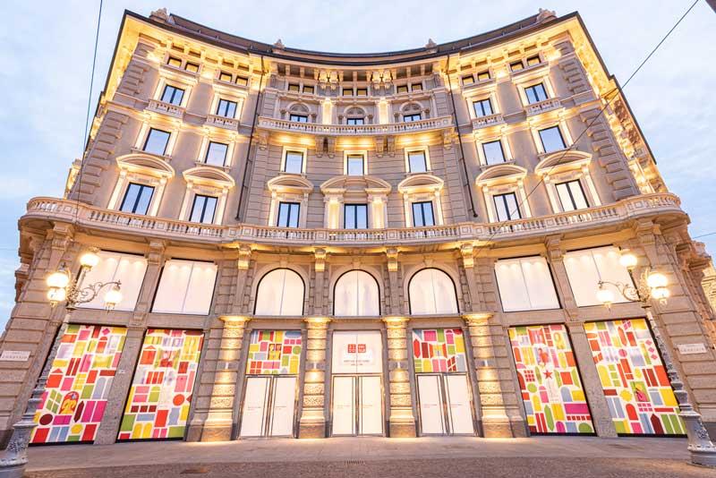 negozio UNIQLO Milano
