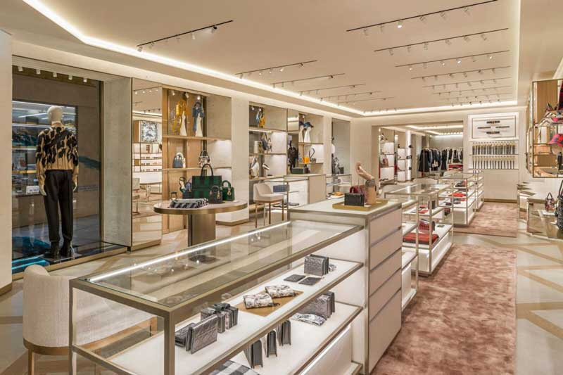 boutique Dior Venezia