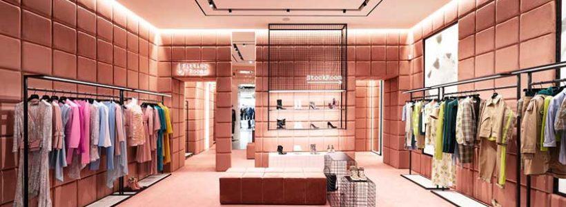 Il nuovo store concept di PATRIZIA PEPE.