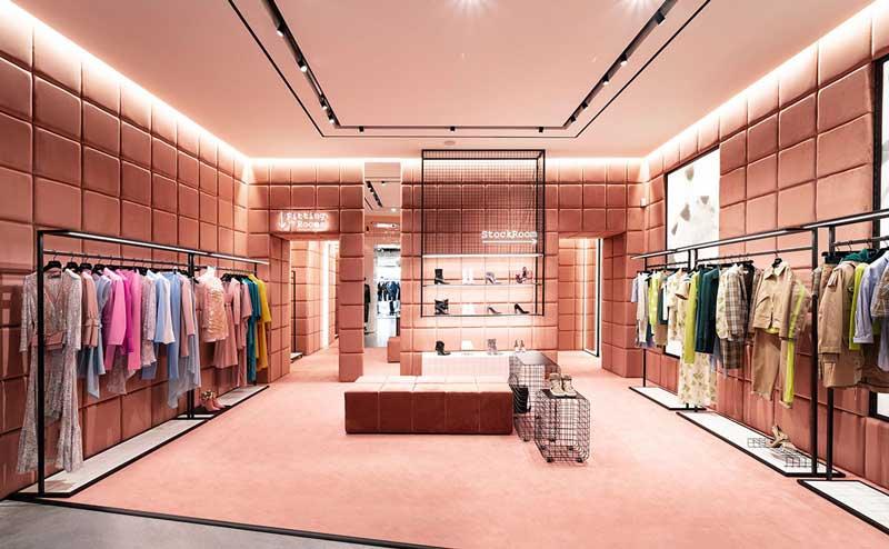 concept store Patrizia Pepe Milano