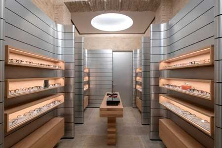 Europe's first Persol concept store
