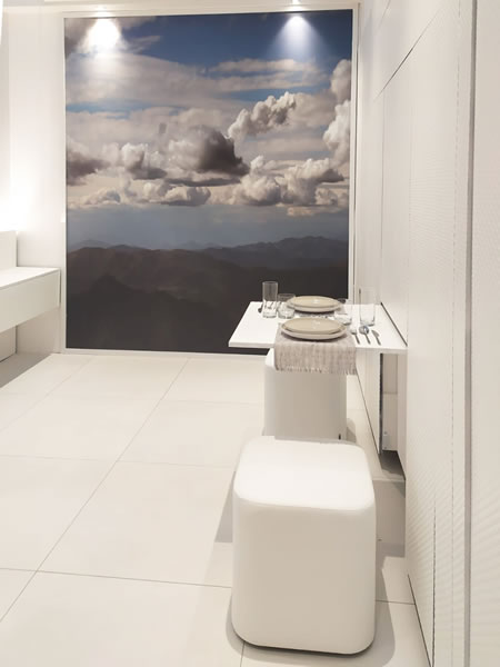 Hospitality Next Step innovativo concept camera d'albergo
