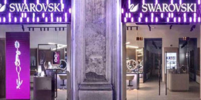 SWAROVSKI chooses Milan for the first Crystal Studio Concept Store.