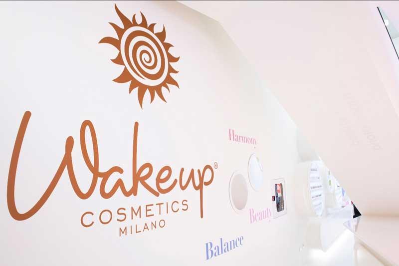 Wakeup Cosmetics Milano via Torino