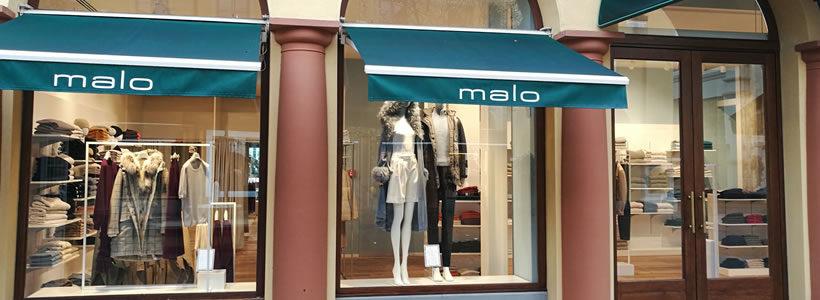 MALO apre una boutique monomarca a Fidenza Village.