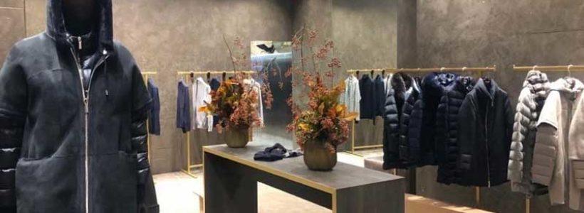 MooRER apre una boutique in Montenapoleone a Milano.