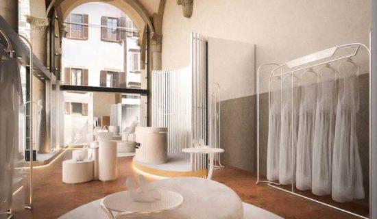 Una boutique a Firenze per CHIARA BONI La Petite Robe