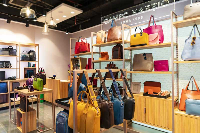 boutique Campo Marzio travel retail