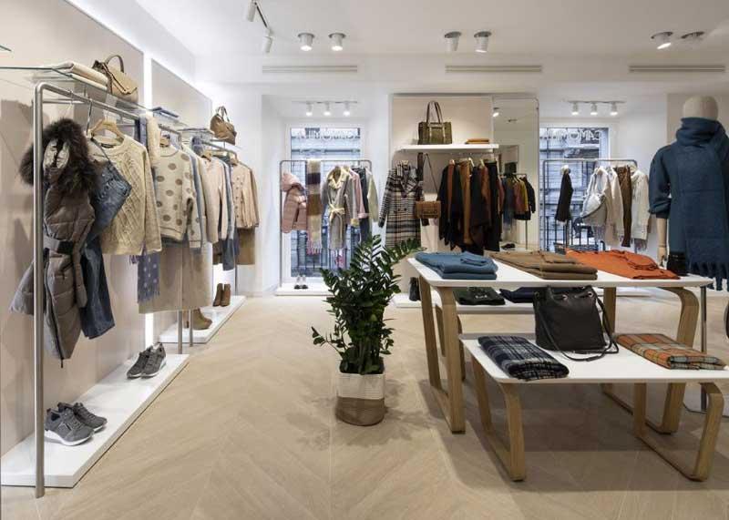 Camomilla Italia apre un nuovo flagship store a Milano in Corso Vercelli 2