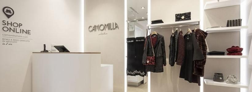 CAMOMILLA ITALIA inaugura il nuovo flagship store di Milano.