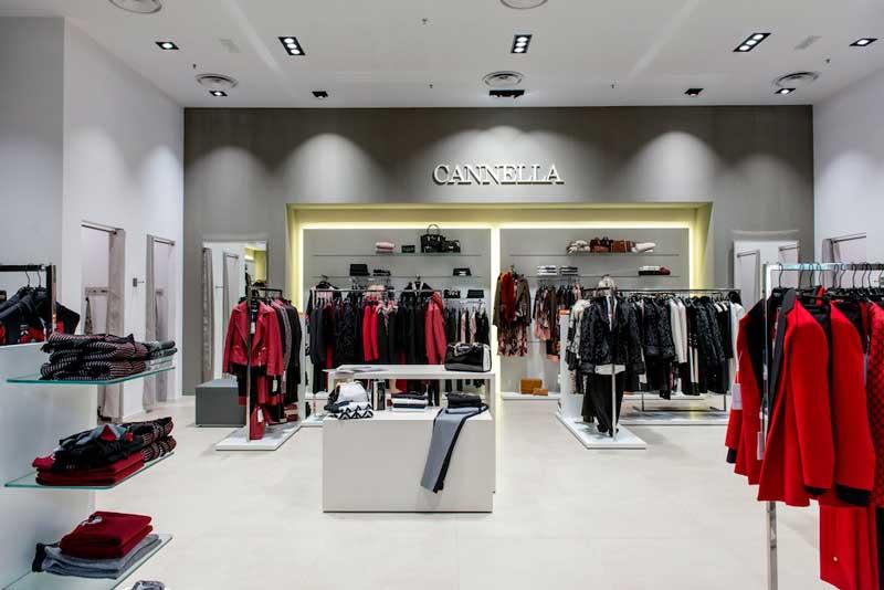 boutique monomarca Cannella Olbia