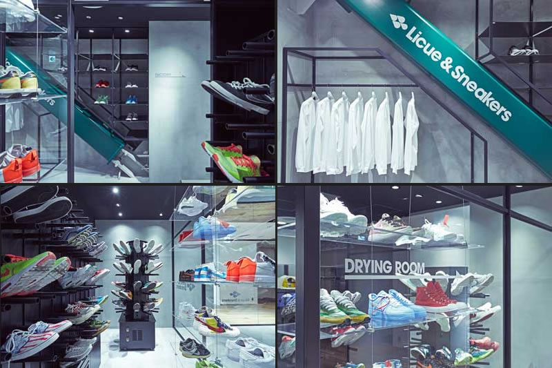 Licue Sneakers ITO MASARU DESIGN